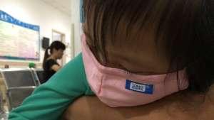 五岁地贫女孩靠输血治疗 父母称再苦也要救孩子