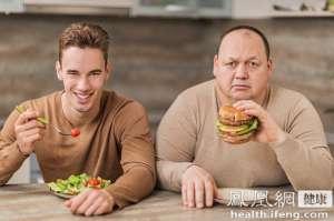 """为了国民能减肥英国开征""""肥胖税""""(图)"""