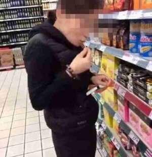 女子在乐天超市直播毁坏商品 网友:这样违法乱纪不叫爱国,叫脑残